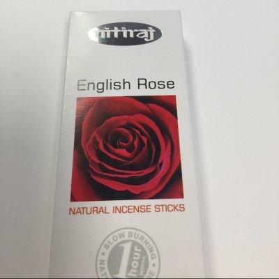 English Rose Incense